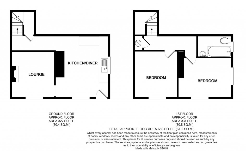 Floorplans For Greenhill, ClOUGHFOLD, Rossendale